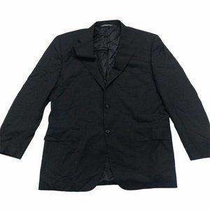 Canali Italian Suit Sport Coat Size 46 Regular New